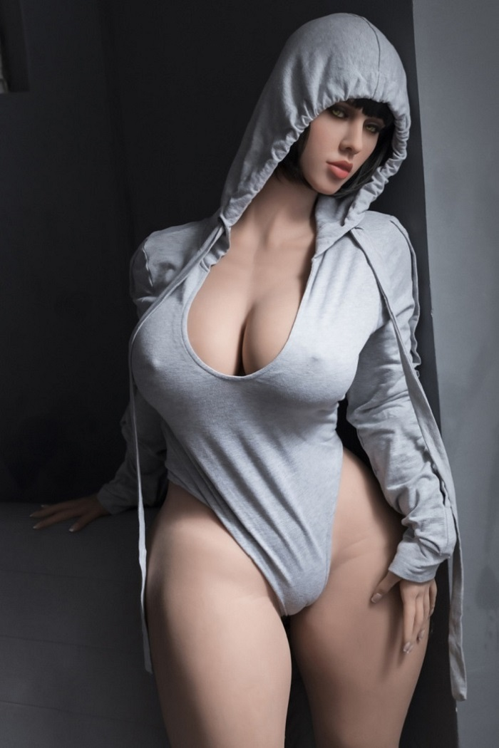 SiliconWives Dominique Thick Sex Doll